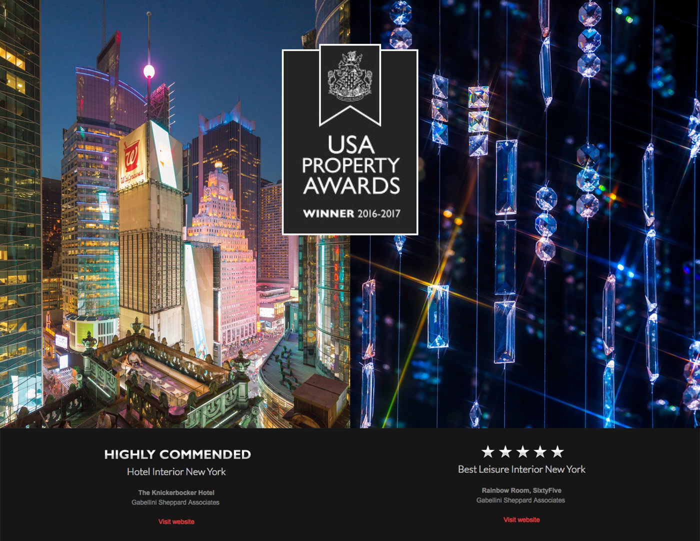 America's Property Award Announcements